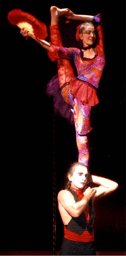debout Cirque Tango_